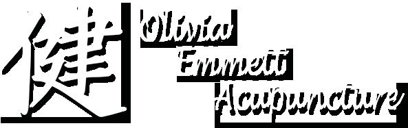 Olivia Emmett Acupuncture Logo